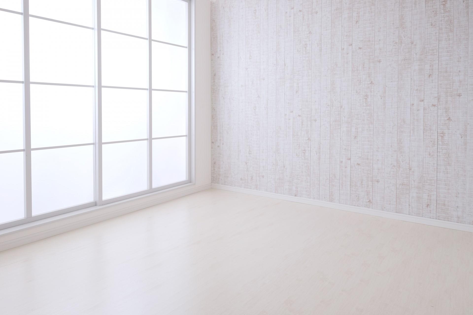 室内壁のカビ殺菌方法