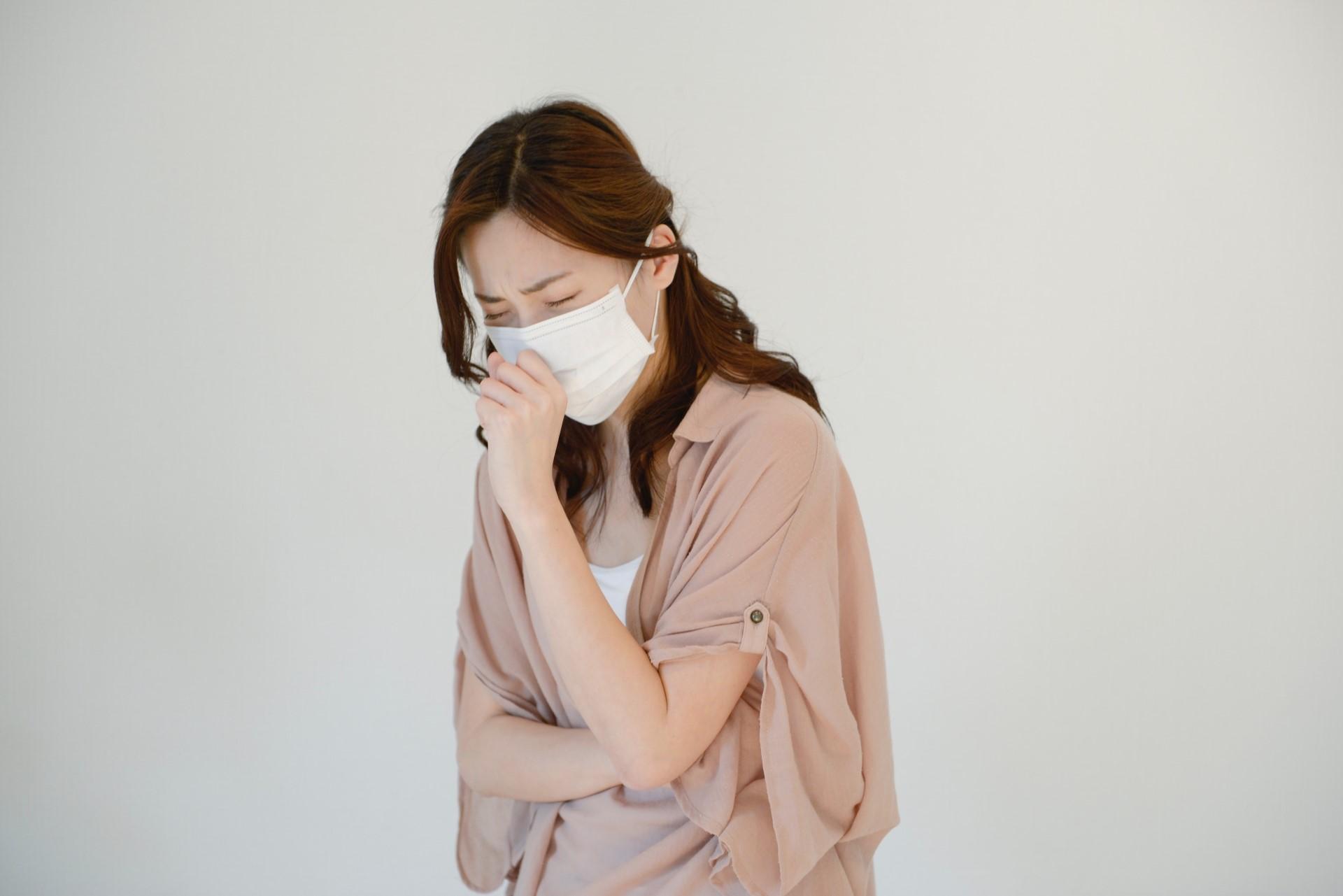 肺炎やアレルギー発症の恐れ